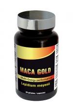 Maca Gold (60 gélules) : Le Ginseng péruvien ! Un véritable Tonique Naturel et un Aphrodisiaque réputé.