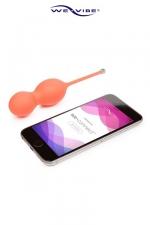 Boules de Geisha Vibrantes Connectées Bloom : Pour muscler le vagin et le plaisir, des boules de Geisha vibrantes contrôlées depuis votre smartphone !