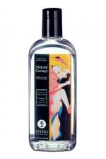 Lubrifiant Shunga Natural contact : Lubrifiant intime haute qualité à base d'eau, formulé pour reproduire une lubrification naturelle et faciliter la pénétration.