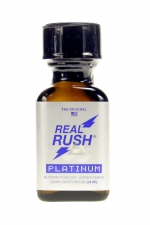 Poppers real rush platinum 24 ml