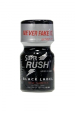 Poppers Super Rush Black Label 9 ml